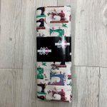 Tissu coton machine à coudre