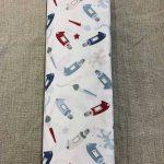 Tissu coton motif peinture